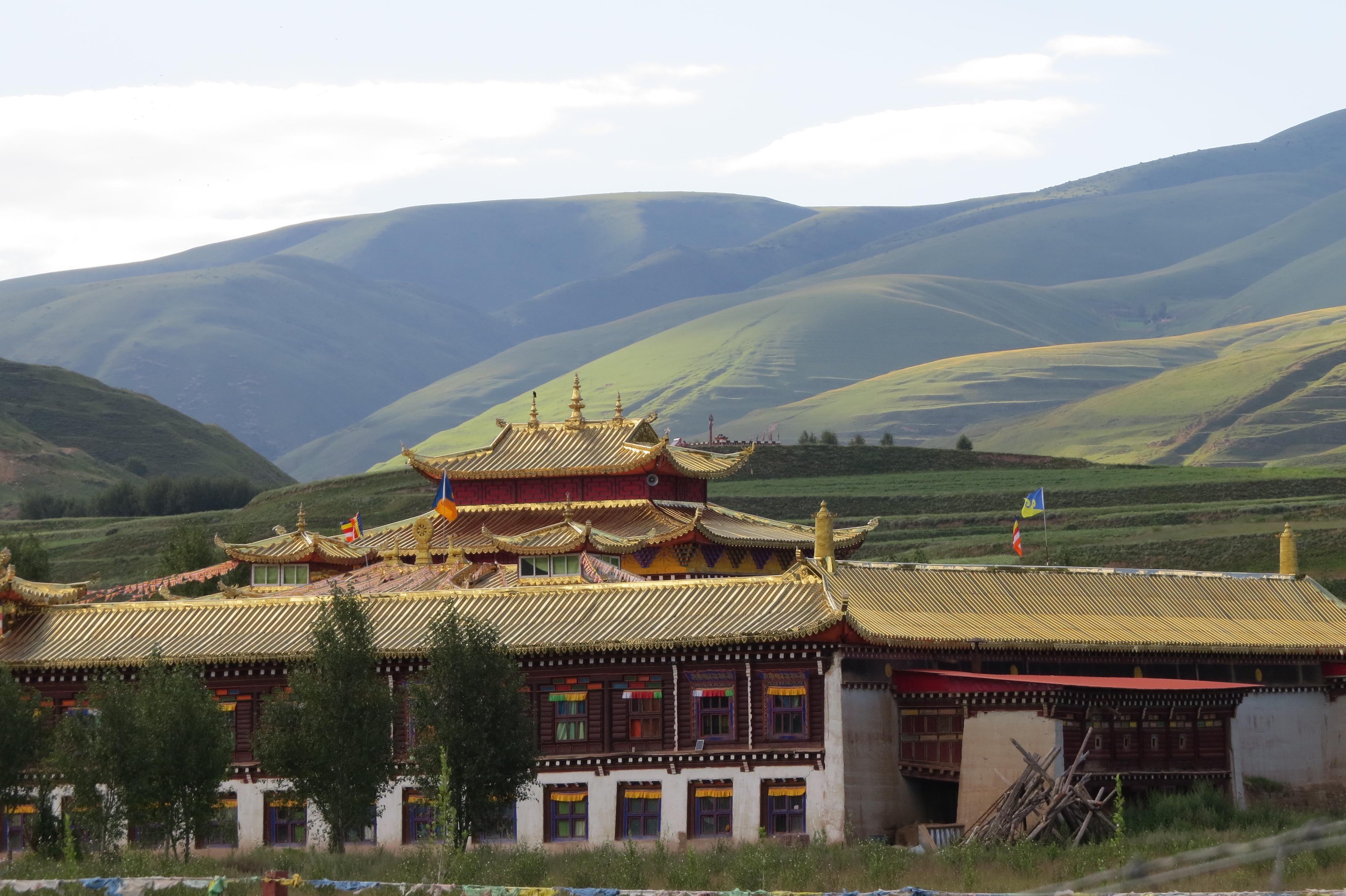 Trehor Kagyu Begun Monastery