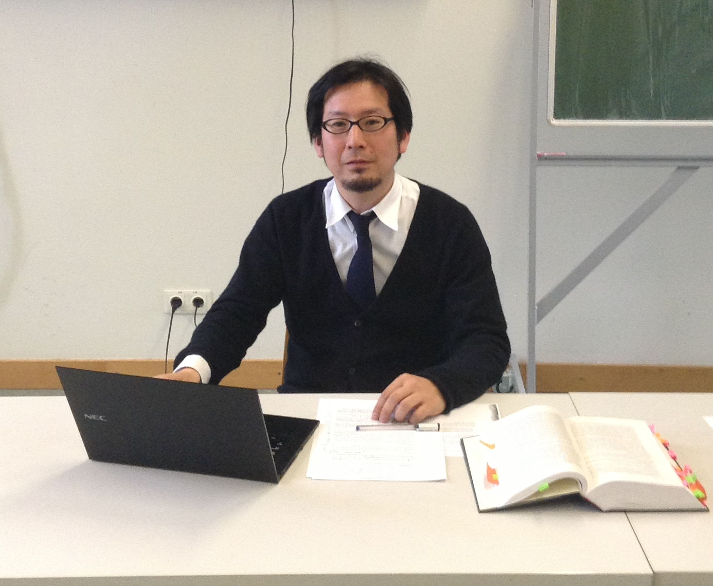 Lecture:<br /> Kanō Kazuo