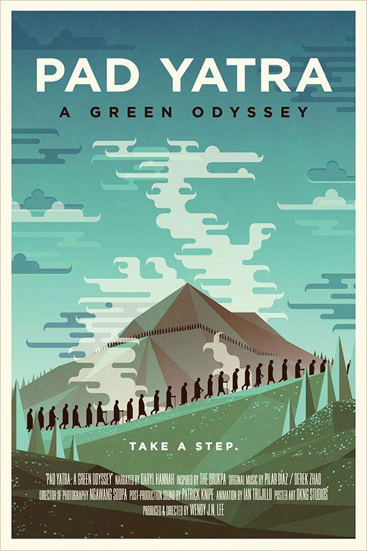 Pad Yatra: A Green Odyssey<br /> Film and Talkback