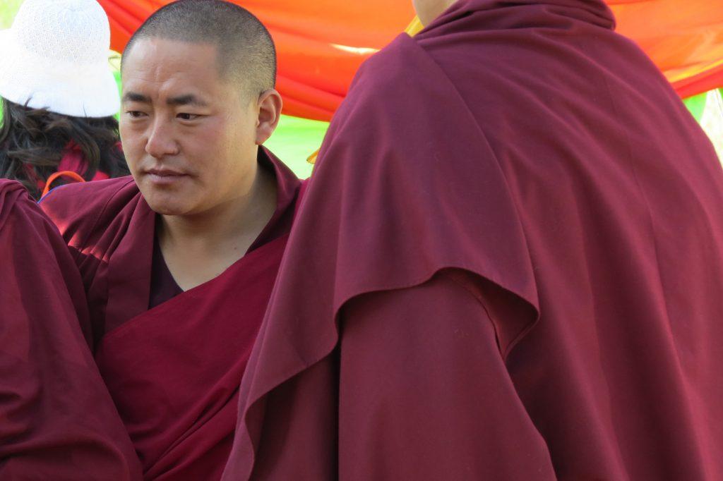 The monks return