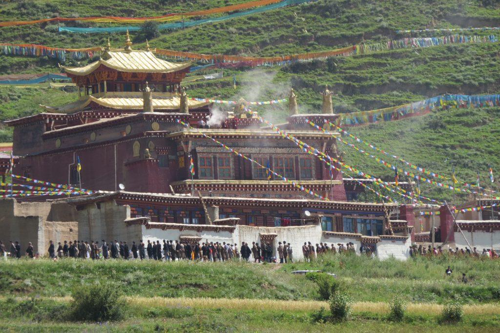 Gonsar Monastery