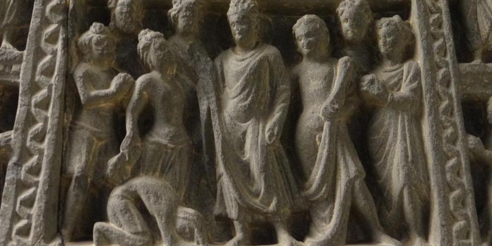 Where the Buddha was Previously Born, Seen, and Heard