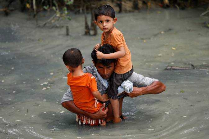 A Tale of the Sub-human: The Rohingyas in Myanmar and Bangladesh