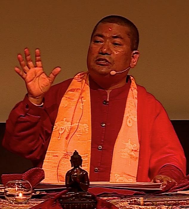 Healing through Dhāraṇī in Tantric Buddhism