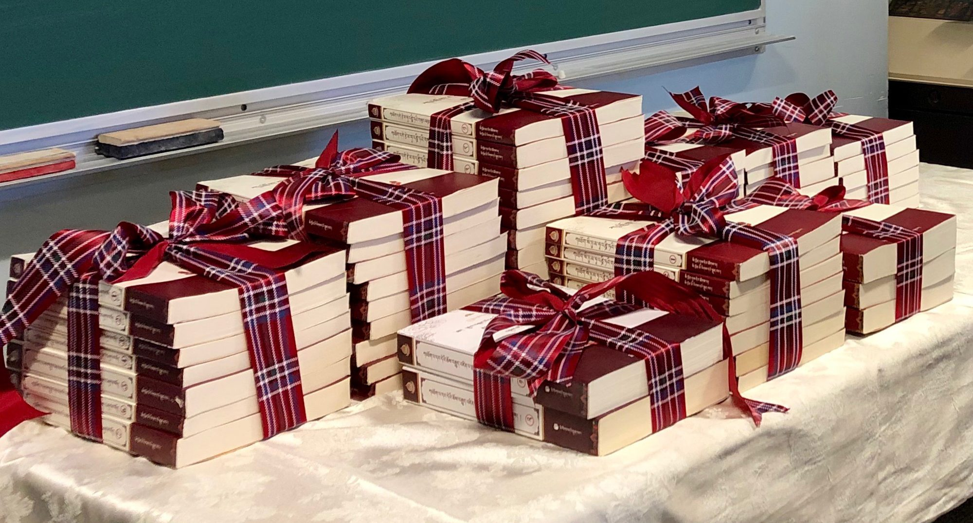 Welcoming New Tibetan Books from Kathog Trungpa Rinpoche