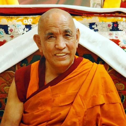 Facing Anxiety and Depression:  A Conversation with His Holiness Ganden Tri Rinpoche